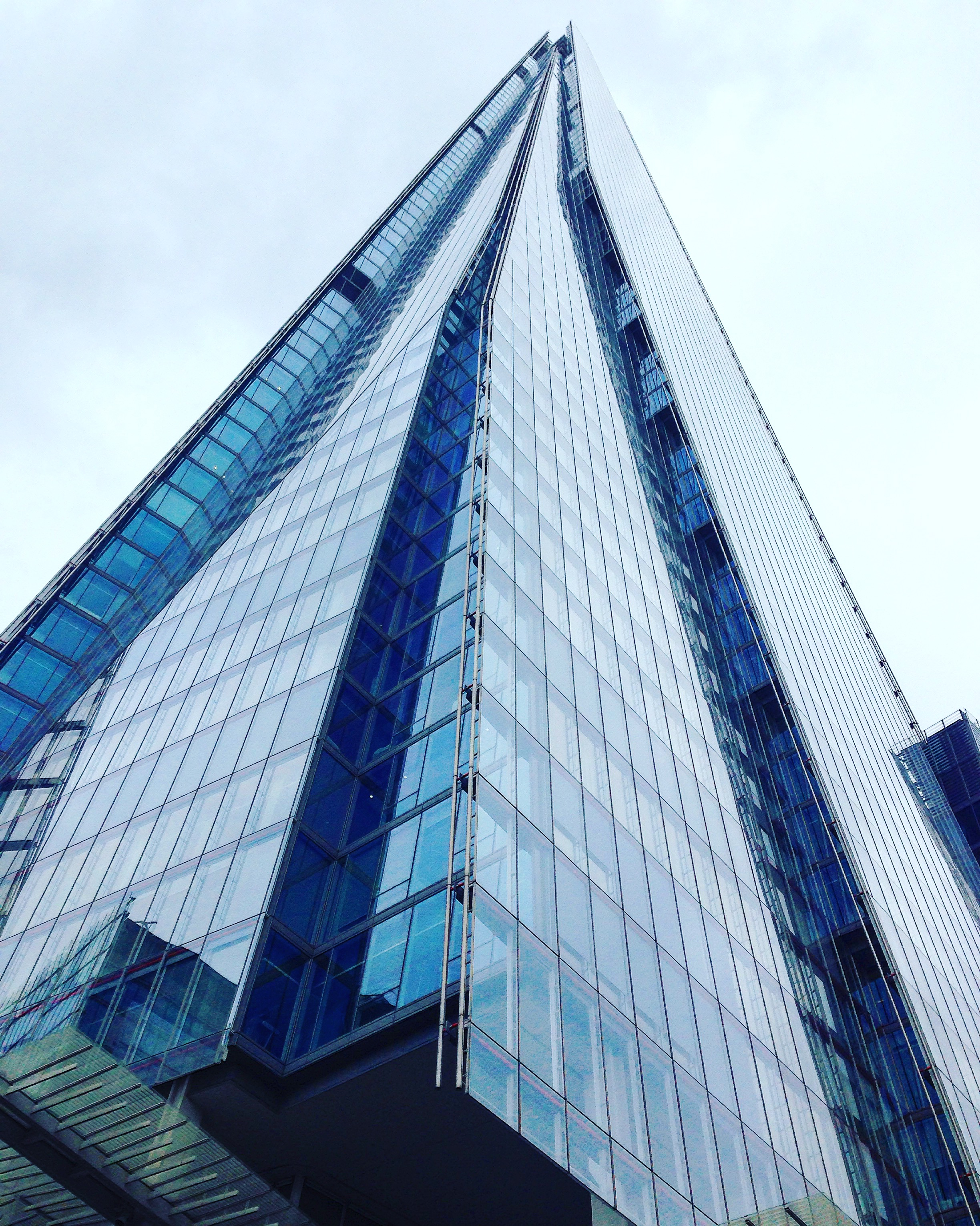 The Shard – Il Gigante di Vetro