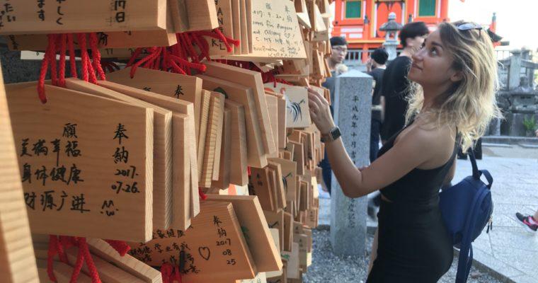Luoghi sacri in Giappone