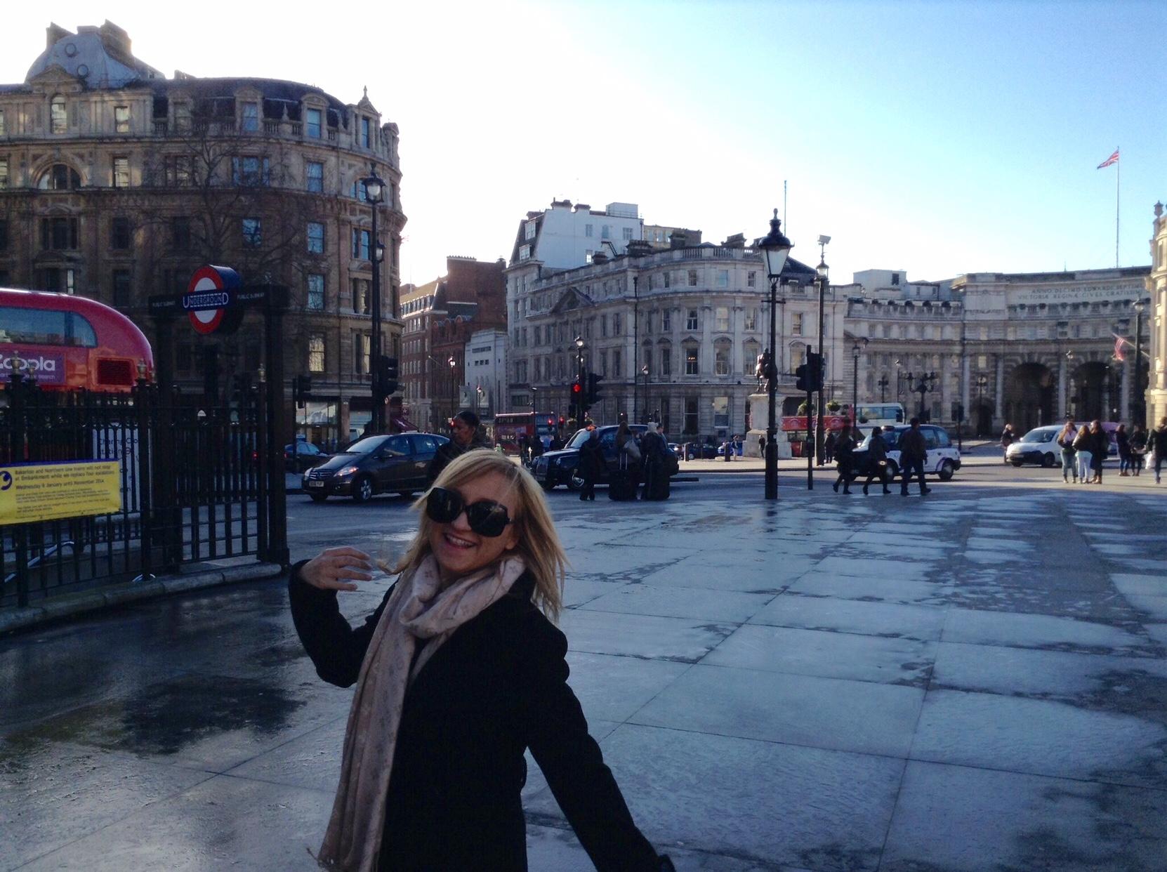 London calling: Vivere e lavorare.