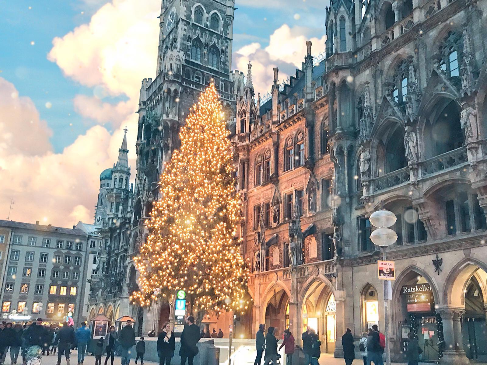 München – il capodanno perfetto